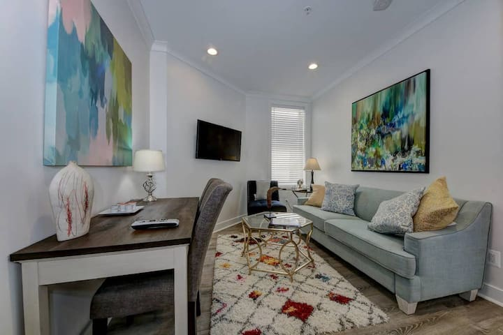 DuPont Circle/Kalorama Luxury Apartment Suite 5
