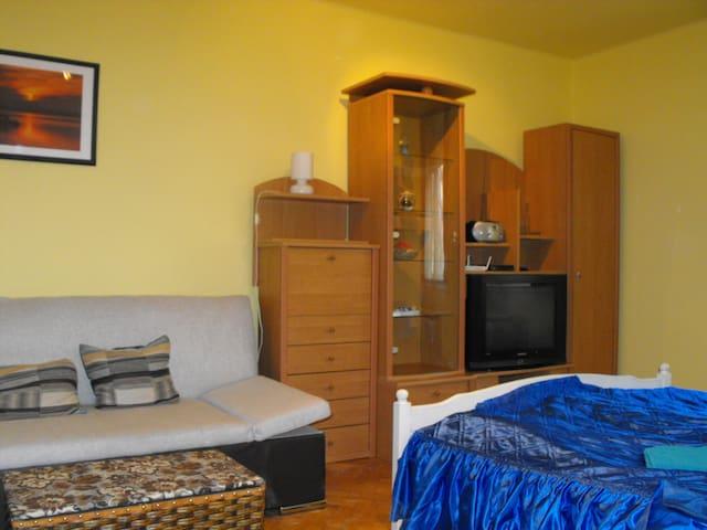 Egy szobás lakás Szombathelyen