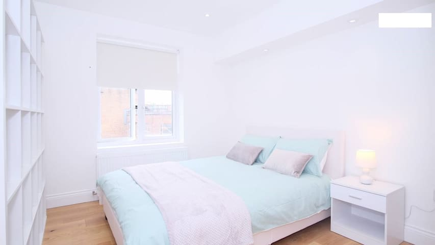 BRAND NEW 1 BED ROOM APARTMENT IN FULHAM BROADWAY