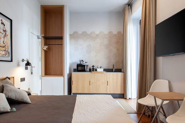 Habitación Premium con vistas a Las Setas