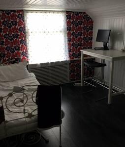 Borås kommun, studentrum med egen ingång & toalett