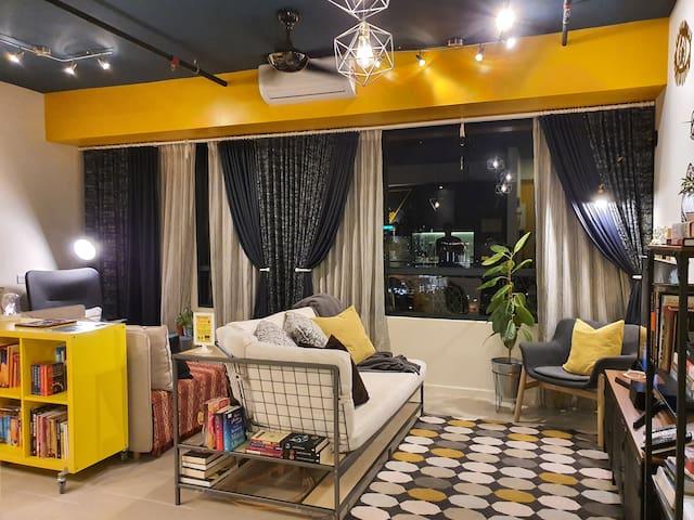 (IKEA galore!) Sembunyi Suite @ Tamarind Suites
