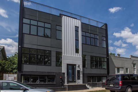 Kid/Baby Friendly 2bd/2ba in DC (New Construction)