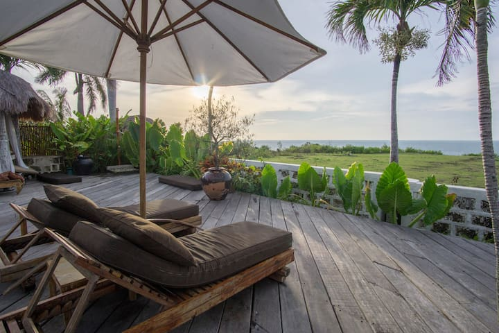 Ocean-View Loft by Balangan Beachfront #25 - South Kuta - Loft