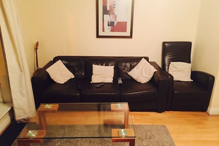 Comfortable 4 Bed Flat Close to City Centre - Dublin