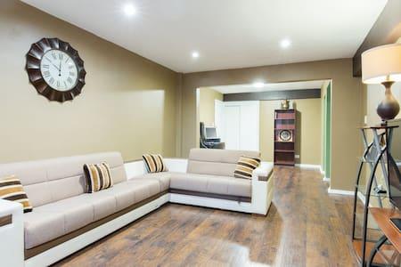 Modern Sleeper Sectional Sofa - Custom Design Apt - Brooklyn