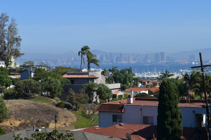 Point Loma with a view - San Diego - Rumah