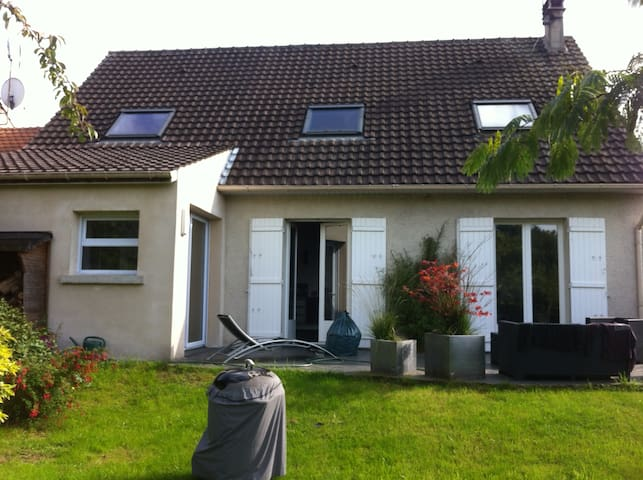 Maison agréable proche de Paris et Disney - Tournan-en-Brie - Rumah