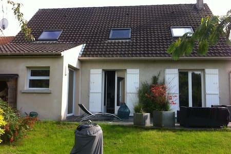 Maison agréable proche de Paris et Disney - Tournan-en-Brie