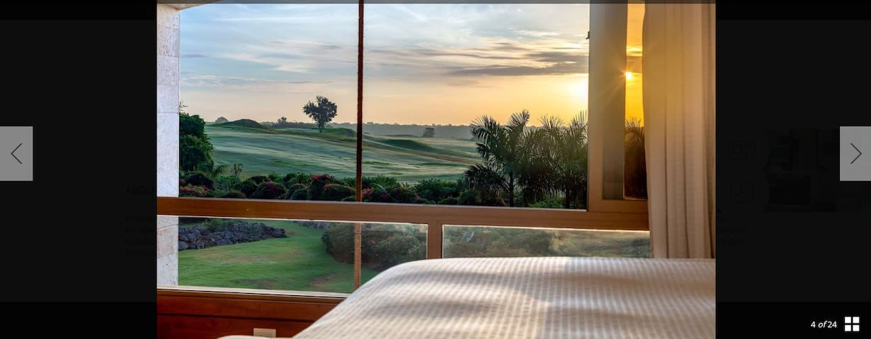 Spectacular Master Bedroom View