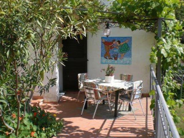 Casa Blu in Villa Arcobaleno IMPERIA