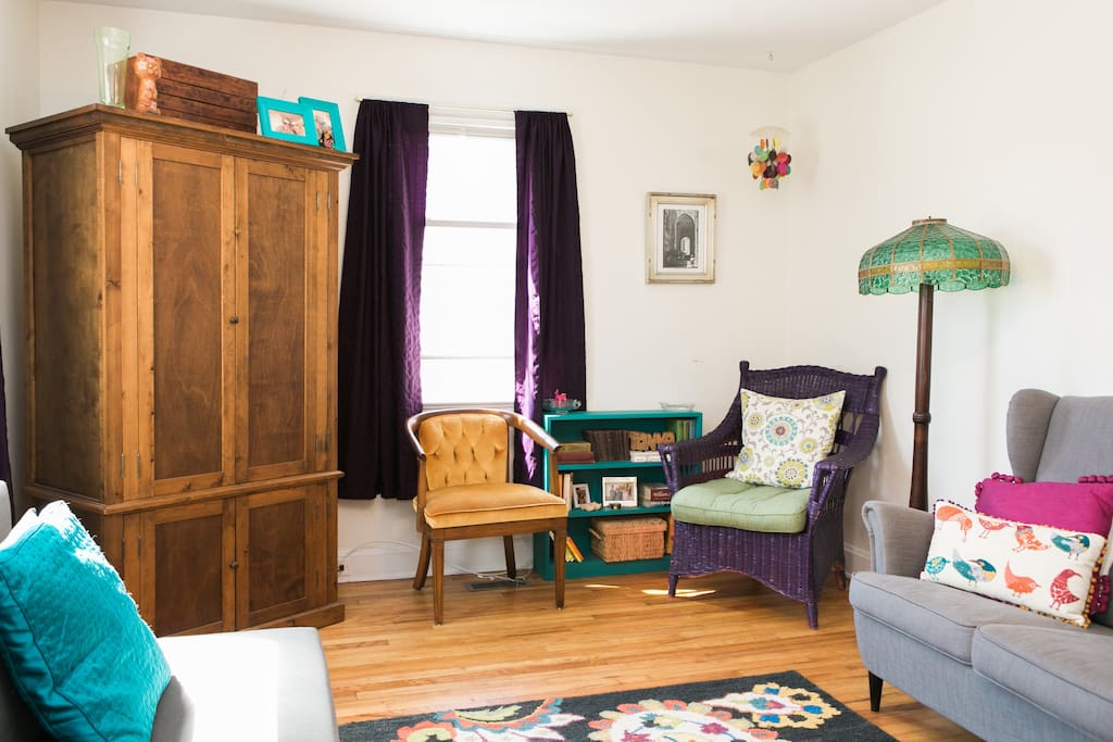 Cozy duplex near downtown durham townhouses for rent in durham north carolina united states for 2 bedroom townhouse in durham nc