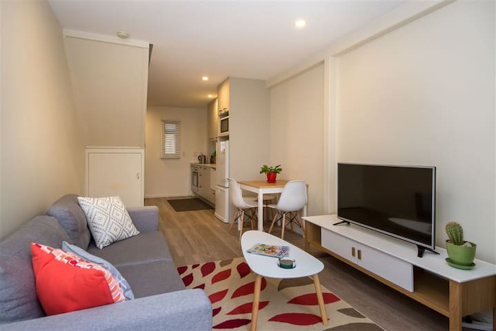 Trendy appartment in central city - Christchurch - Lägenhet