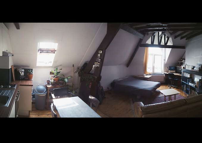 Agreable appartement 40 m2 quartier Dailly