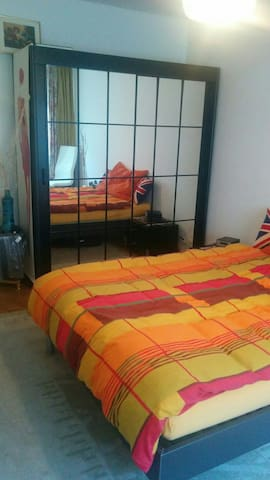 COZY 2-ROOM APT FOR BASELWORLD 2017 - Basel-Stadt - Apartment