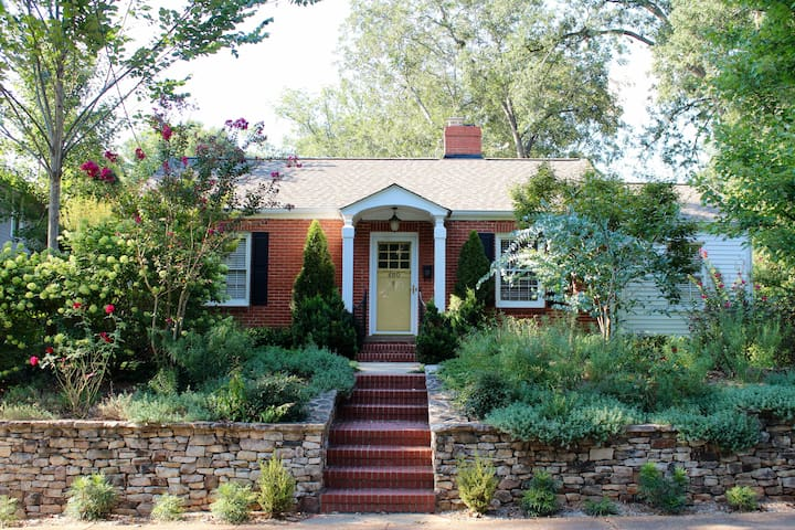 Charming Home in Historic Athens Neighborhood