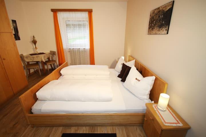 Wohnung in Ritten mit Traumblick auf die Dolomiten