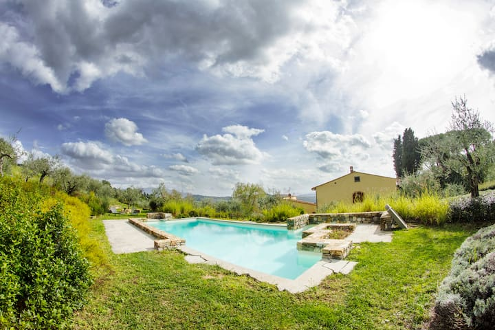 The ideal place for Nature Lovers - Florence - Apartment
