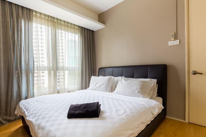 2 Bedroom Apartment @i-zen kiara 1 - Kuala Lumpur