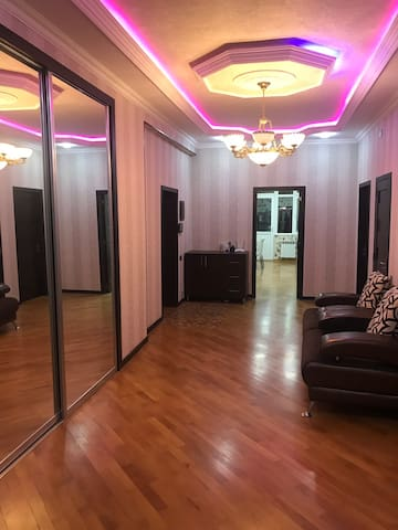 Cozy and clean apartment close to city center
