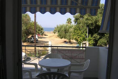 Studio A2 (sea view) - Skala Fourkas - Casa