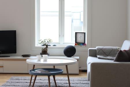 Apt. in the heart of Fredrikstad - Apartamento