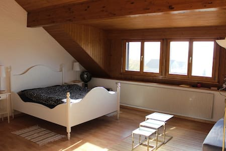 Bed and Breakfast Bursins - Switzerland - House