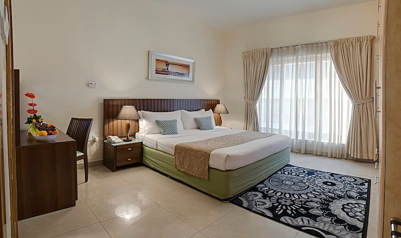 Deluxe 1 Bedroom Apartment - AB - Dubai - Apartmen