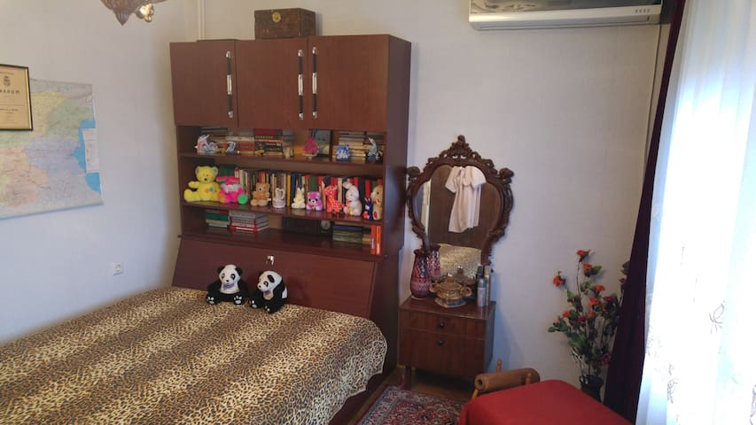 Cute and cosy double room in a friendly home :) - Vidin - Lejlighed