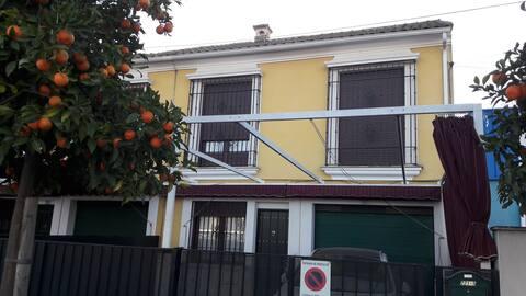 Casa a 10km centro de Córdoba,8km Madina Al-Zahra