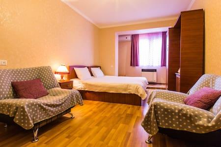 In the center of Saburtalo - Tbilisi - Appartement