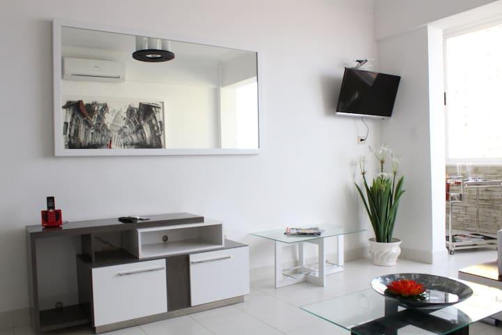 Sala de estar - TV  / Living room - TV