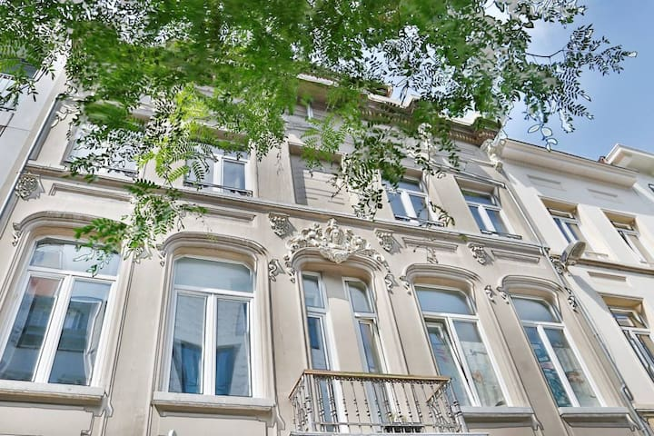 Cosy studio near the center of Antw - Anvers - Appartement en résidence