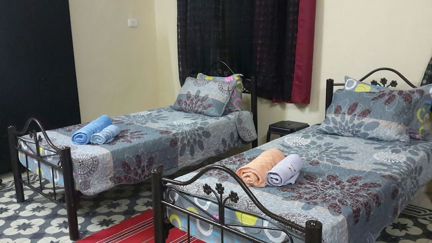 Dorm in the center of Bethlehem - Bethlehem - บ้าน