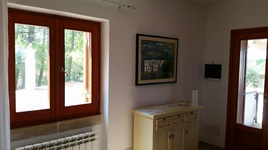 """appartamento in villa """"la pinta"""" - Specchia, Puglia, IT - 一軒家"""