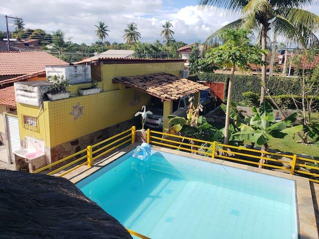 Ilha de Itaparica.  Paraiso tropical