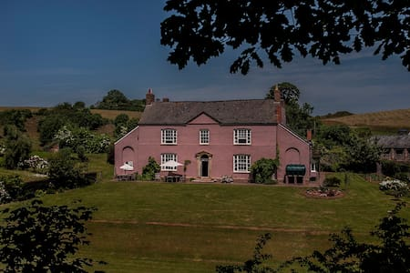Wood Advent Farm - Double or Twin Room - Roadwater - Bed & Breakfast