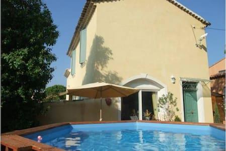 Typical Provencal Villa fully renovated - Les Arcs