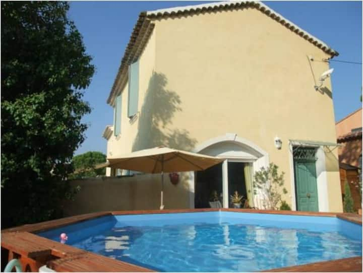 Typical Provencal Villa fully renovated