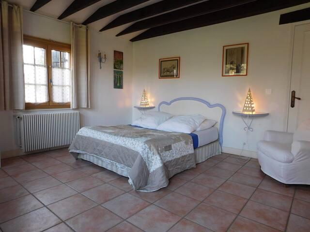 Althaea Chambres D'hotes La lavande - La Ferté-Saint-Cyr