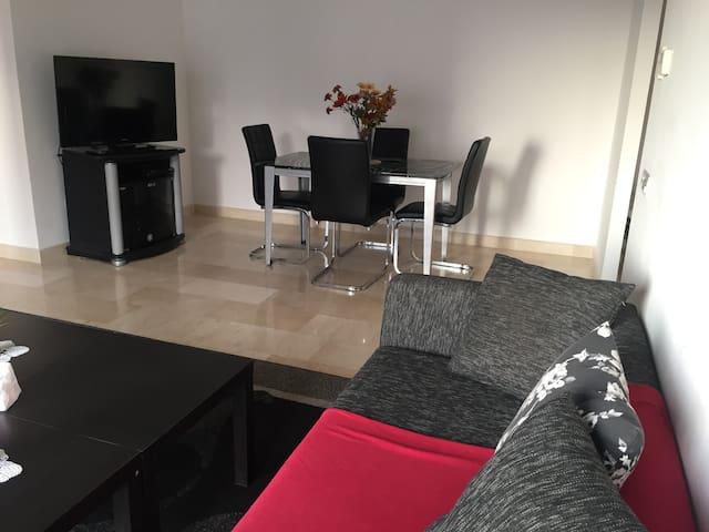 Appart moderne meublé, HayRyad-Prestigia