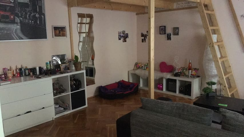 The best flat in the city center - Budapeszt