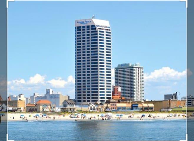 Atlantic City Beach 1B1B Resort!!