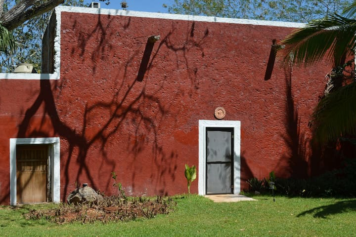 Private suite close to Uxmal, Muna,Merida, Ticul