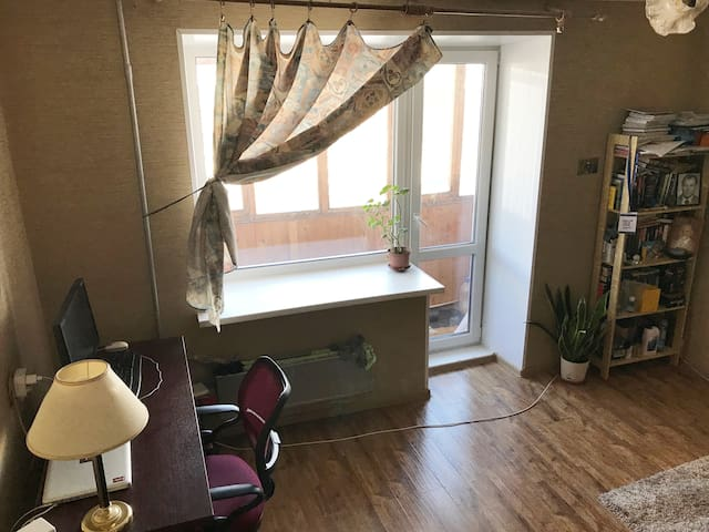 Private apt (3 rooms) close to city centre
