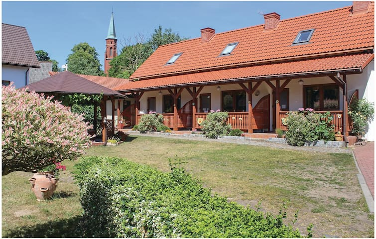 Terraced house with 1 bedroom on 40m² in Kolczewo