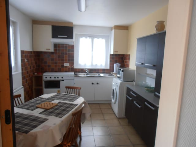 BRIGITTE studio pour 2 personnes dans maison