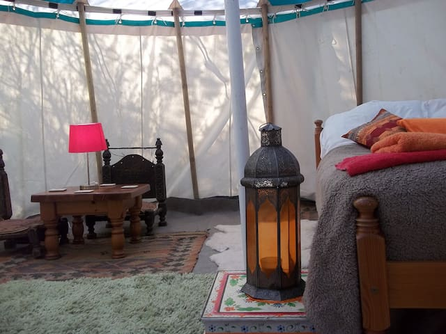 Luxury Glamping in Nature Retreat - Hillersland - Stan