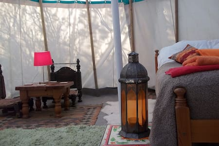 Luxury Glamping in Nature Retreat - Hillersland - Sátor