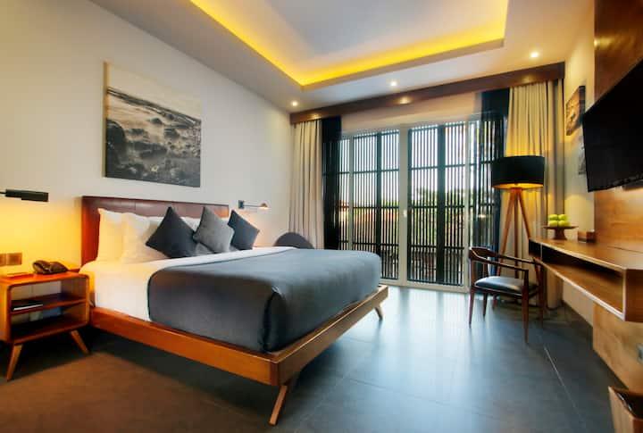 Classy Hotel's Room in Sanur